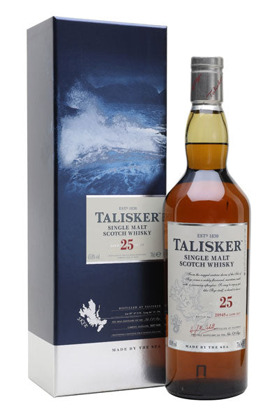 Talisker 25 YRS Single Malt