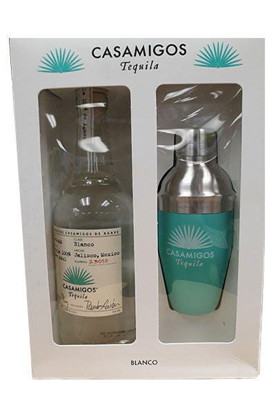 Tequila Casamigos Blanco Gift Set