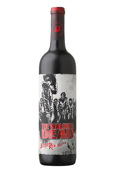 The Walking Dead Red Blend