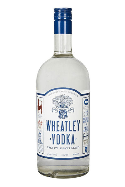 Wheatley Vodka 1.75Lt