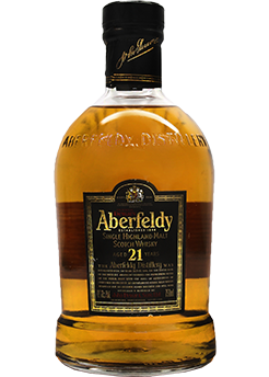 Bottle of Aberfeldy 21 Years from Checkers Discount Liquors and Wines in Miami, Florida
