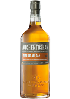 Bottle of Auchentoshan American Oak from Checkers Discount Liquors and Wines in Miami, Florida