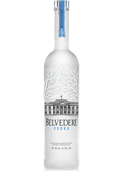 Bottle of Belvedere from Checkers Discount Liquors and Wines in Miami, Florida