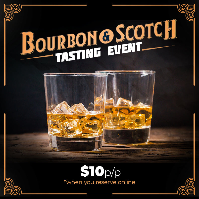 Bourbon & Scotch Tasting - Checkers Cutler Bay