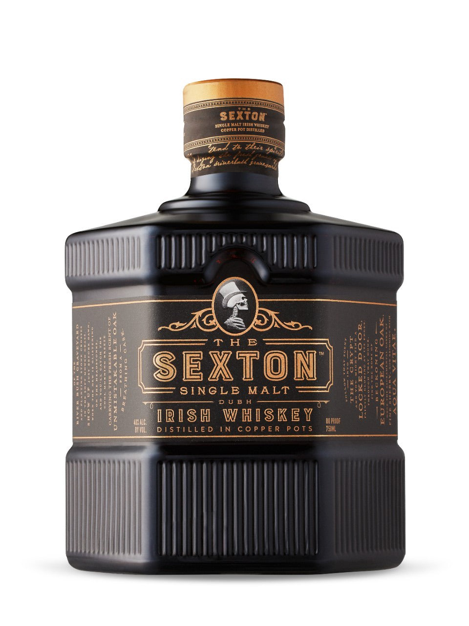 The Sexton Irish Whiskey