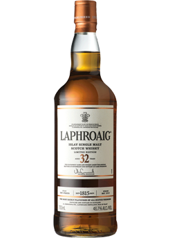 Bottle of Laphroaig 32 Year from Checkers Discount Liquors and Wines in Miami, Florida