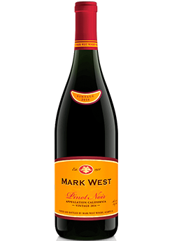 Bottle of Mark West Pinot Noir (2016) from Checkers Discount Liquors and Wines in Miami, Florida