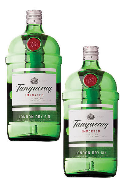 Tanqueray Gin 1.75L x 2