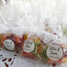Lolly party favours - mini bags
