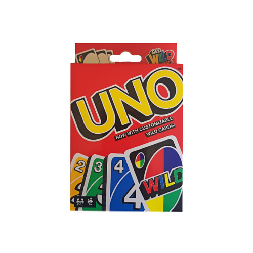 Uno Card Game - great to add on to any gift idea