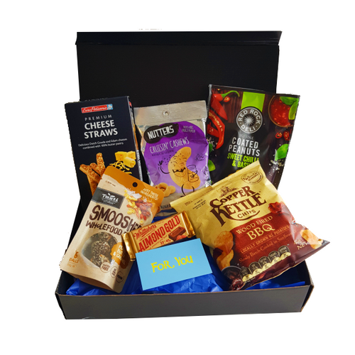 Nuts & Nibbles Savoury Gift Box