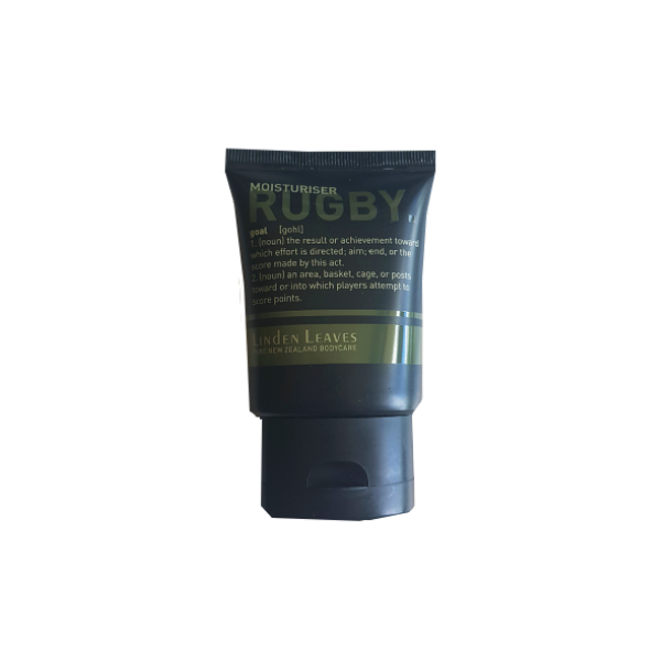 Linden Leaves rugby moisturiser - great add on gift for any man