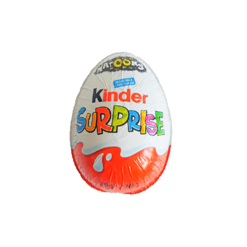 Kinder Surprise Egg - great add on option to any gift