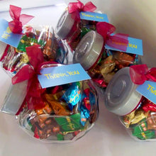 Lolly jar with lollies - corporate