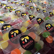 Promotional lolly gift bags