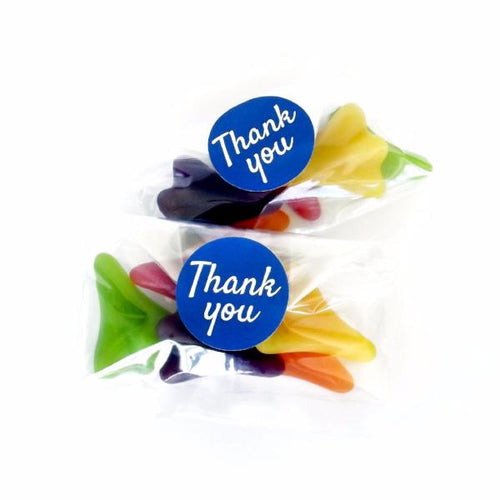 Promotional lolly bags