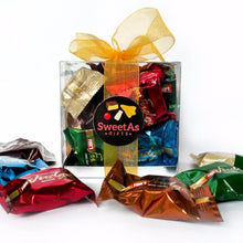 Corporate lolly or fudge boxes (minimum order 5)