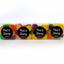 Lolly party favours - mini boxes