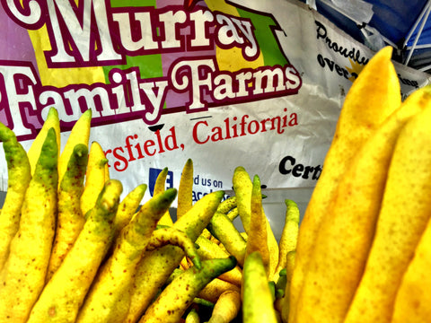 Citron Wednesday Santa Monica Farmers Market October 14th 2015