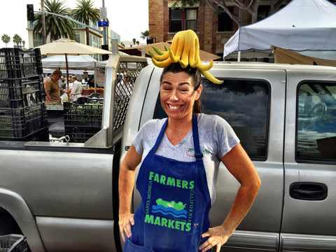 Miguel Citron at Wednesday Santa Monica Farmers Market October 14th 2015