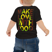 Load image into Gallery viewer, Avocado Baby Cotton Short Sleeve T Shirt Black Black