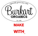 Navel Orange Lotus Heart Women's Tee by Burkart Organics - Make Love With Food  - 6
