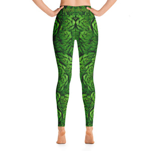 Artichoke Women's Yoga Workout Leggings