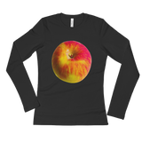 Fuji Apple Women's Long Sleeve Tee
