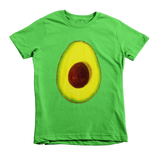 Hass Avocado Kids Tee by Garcia Organic Farm - Make Love With Food  - 3