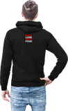 Hass Avocado Men's Hoodie by Garcia Organic - Make Love With Food  - 3