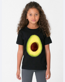 Hass Avocado Kids Tee by Garcia Organic Farm - Make Love With Food  - 1