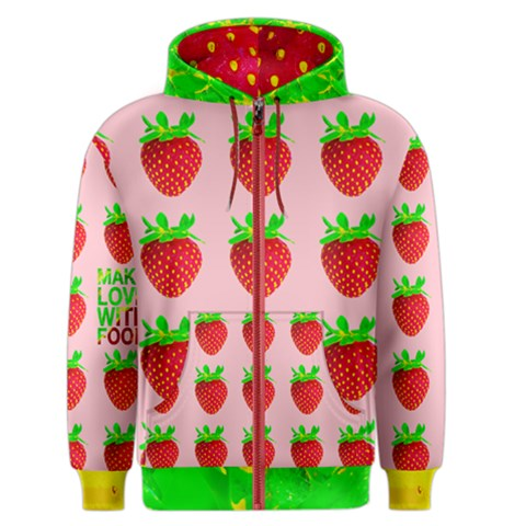 Gaviota Strawberry All-Over Hoodie