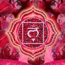 Load image into Gallery viewer, Pomegranate Root Chakra