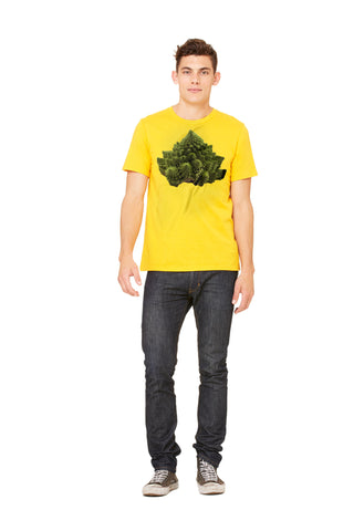Romanesco Men's Tee - Make Love With Food  - 1