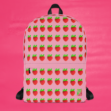 Load image into Gallery viewer, Strawberry Kids and Toddler Backpack