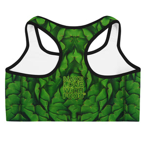 Artichoke Women's Yoga Sports Back