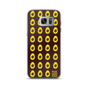 Avocado Samsung Galaxy S7 Edge Case