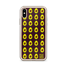 Load image into Gallery viewer, Avocado iPhone X/XS Case