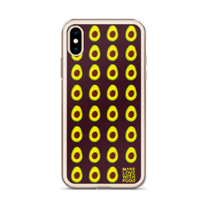Avocado iPhone X/XS Case