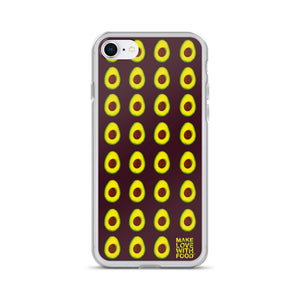 Avocado iPhone 7/8 Case