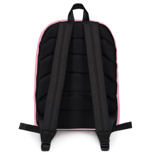 Load image into Gallery viewer, Avocado Kids and Toddler Pink Backpack back