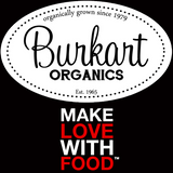 Pomegranate Heart Women's Tee by Burkart Organics - Make Love With Food  - 6