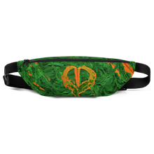 Load image into Gallery viewer, Carrot Heart Fanny Pack front