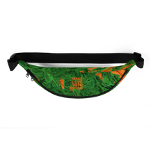 Load image into Gallery viewer, Carrot Heart Fanny Pack top