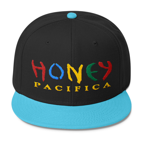 Honey Pacifica Wool Blend Hat