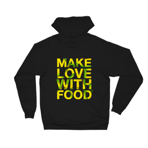 Avocado Men's Cotton Hoodie