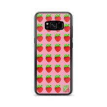 Load image into Gallery viewer, Strawberry Samsung Galaxy S8 Case