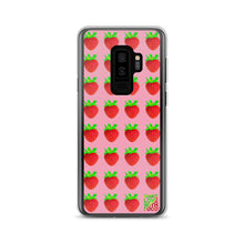 Load image into Gallery viewer, Strawberry Samsung Galaxy S9+ Case