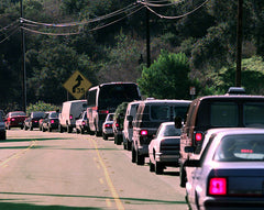 laguna canyon road traffic
