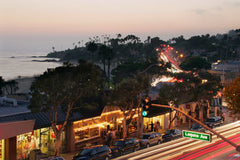 downtown laguna beach